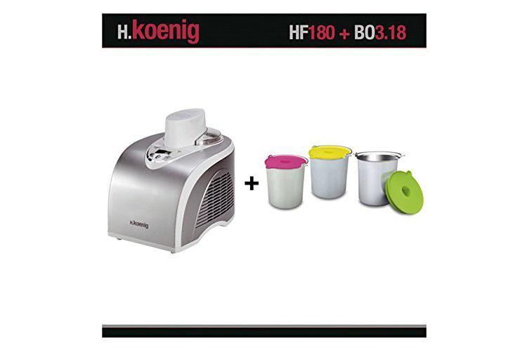 H.Koenig HF180 turbine à glace