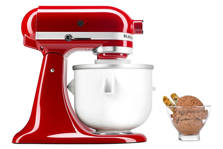 Kitchenaid 5KICAOWH turbine à glace